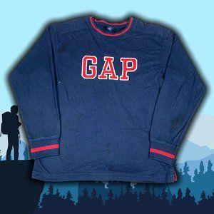 Gap Arc Logo Pullover Jumper Size Kids XL Cotton
